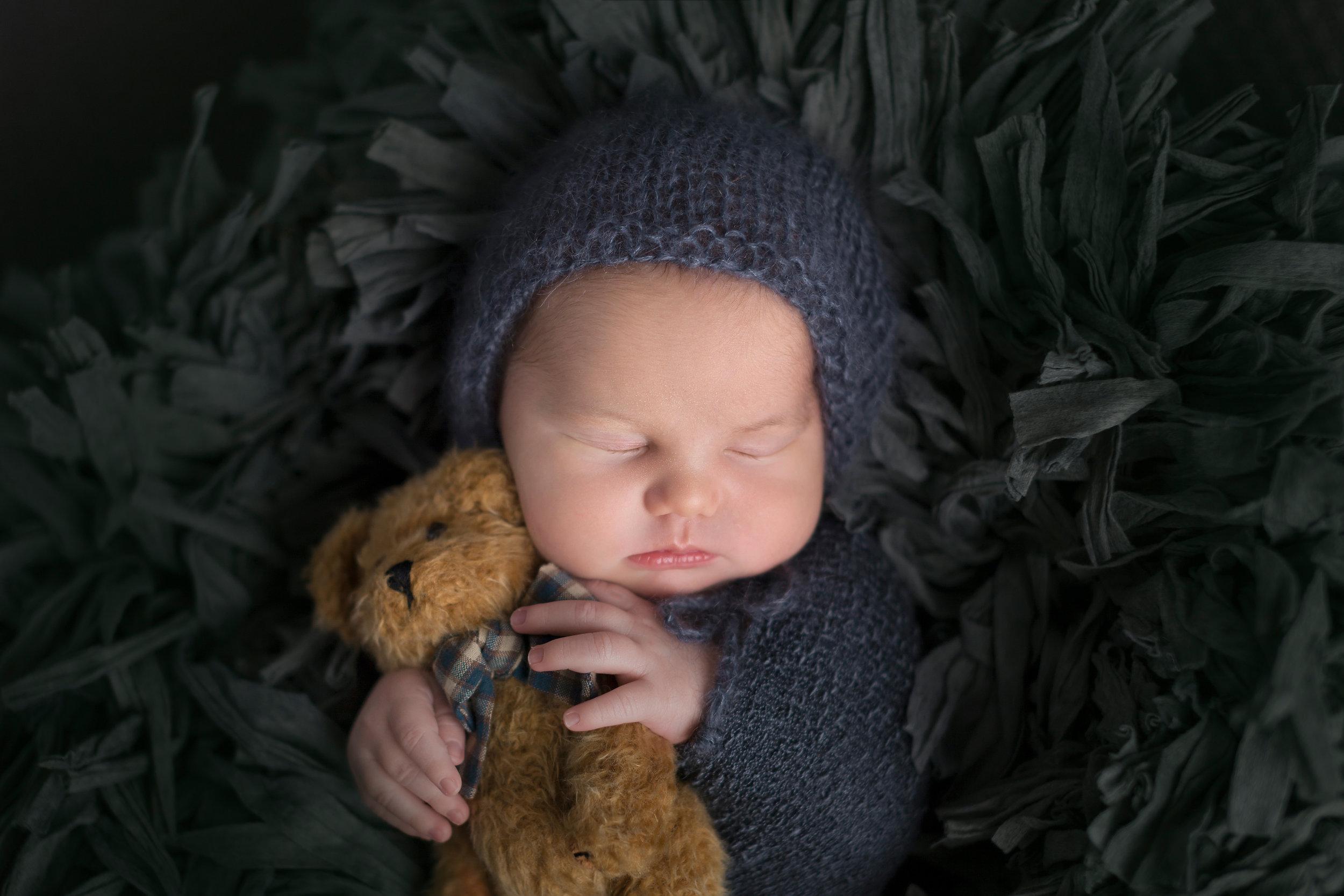 Oahu Newborn Baby Photography
