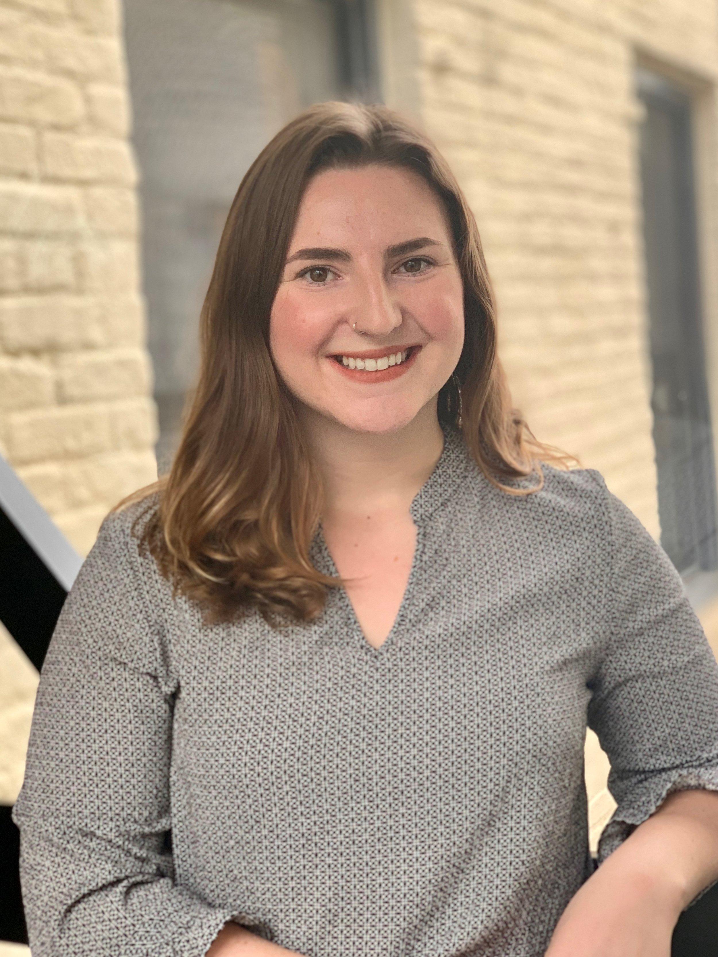SamanthaFerguson - Administrative Coordinator