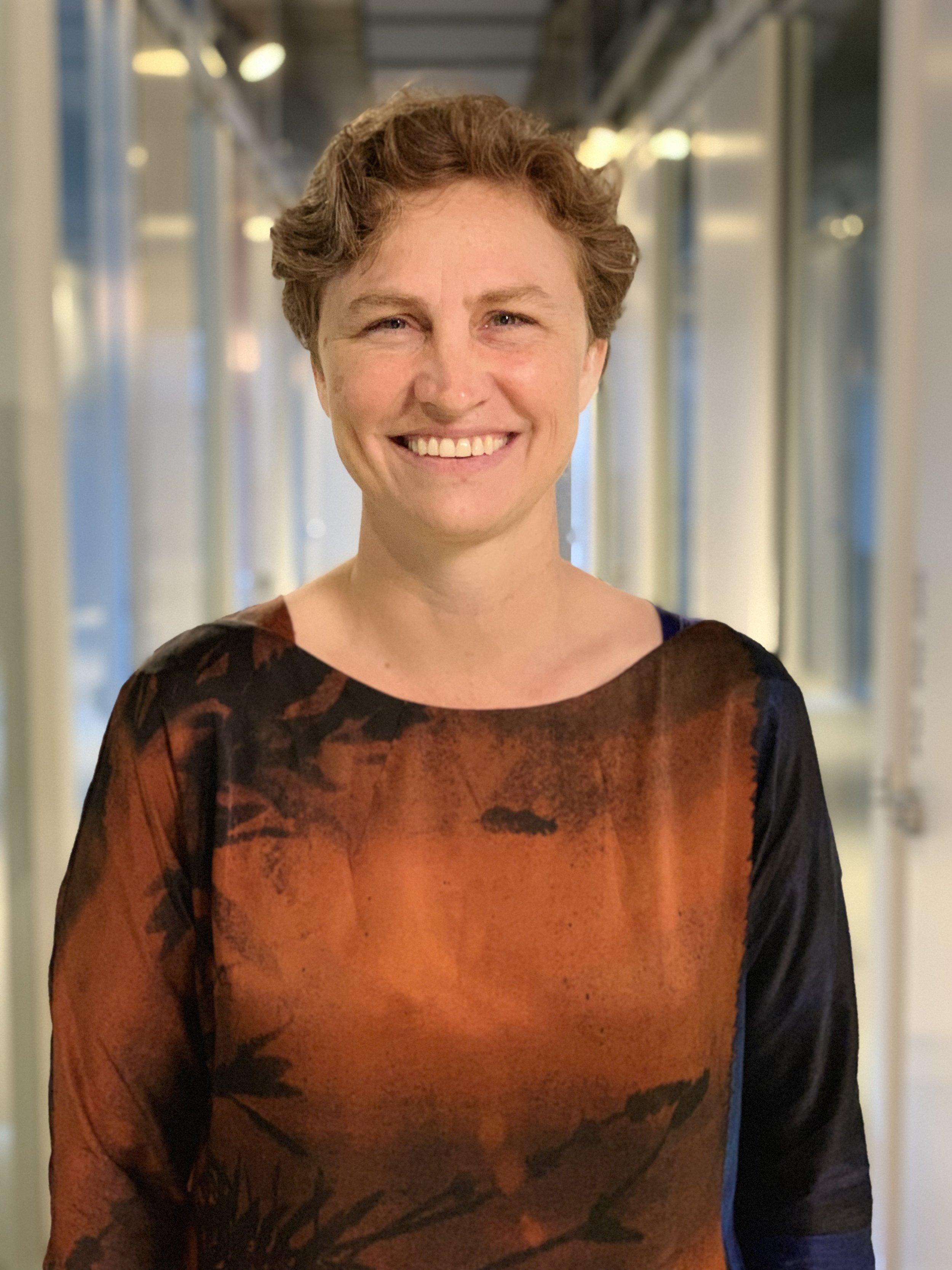 Anne AmandaBangasser - Director