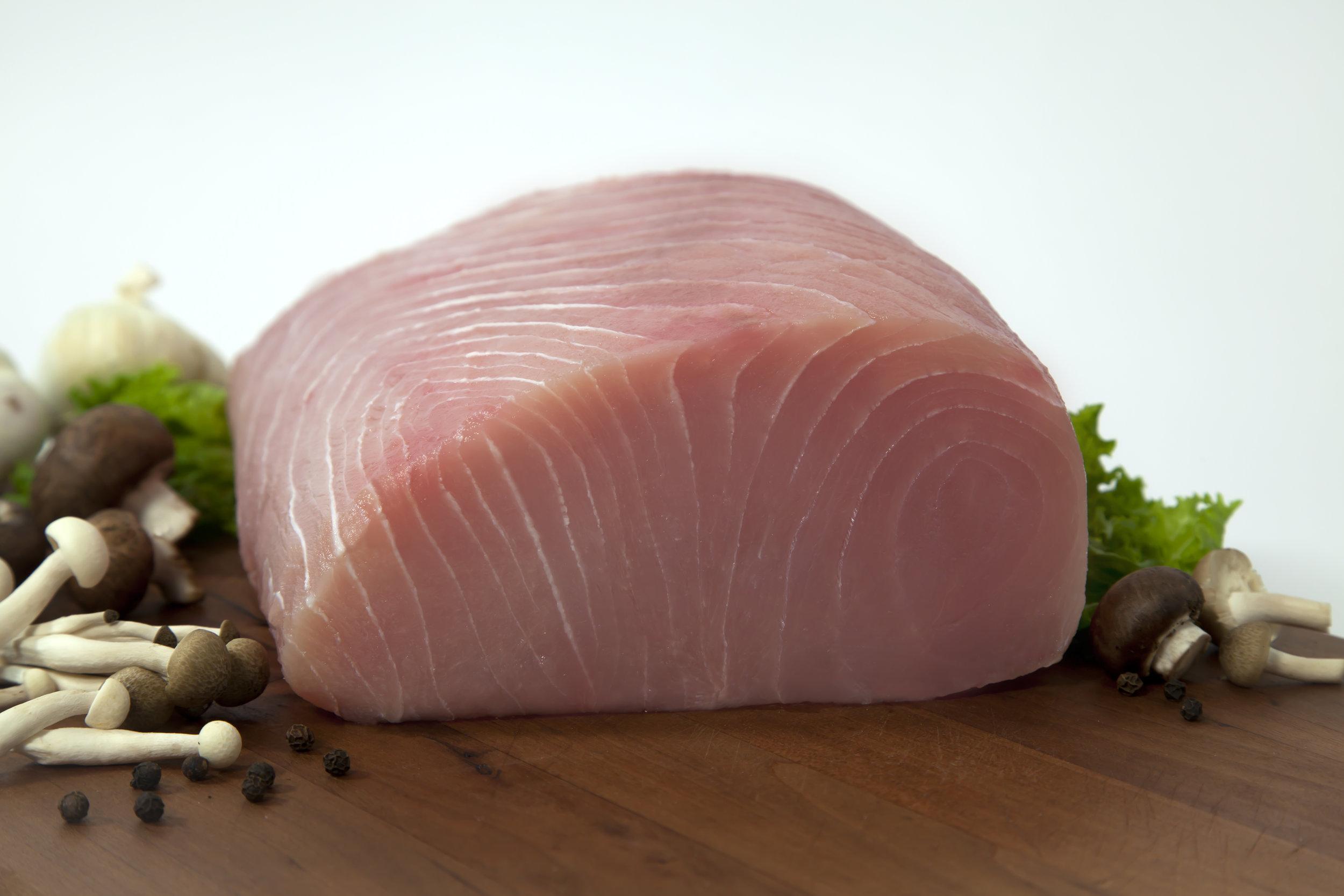 Tasteless Wood Smoke Marlin Loins