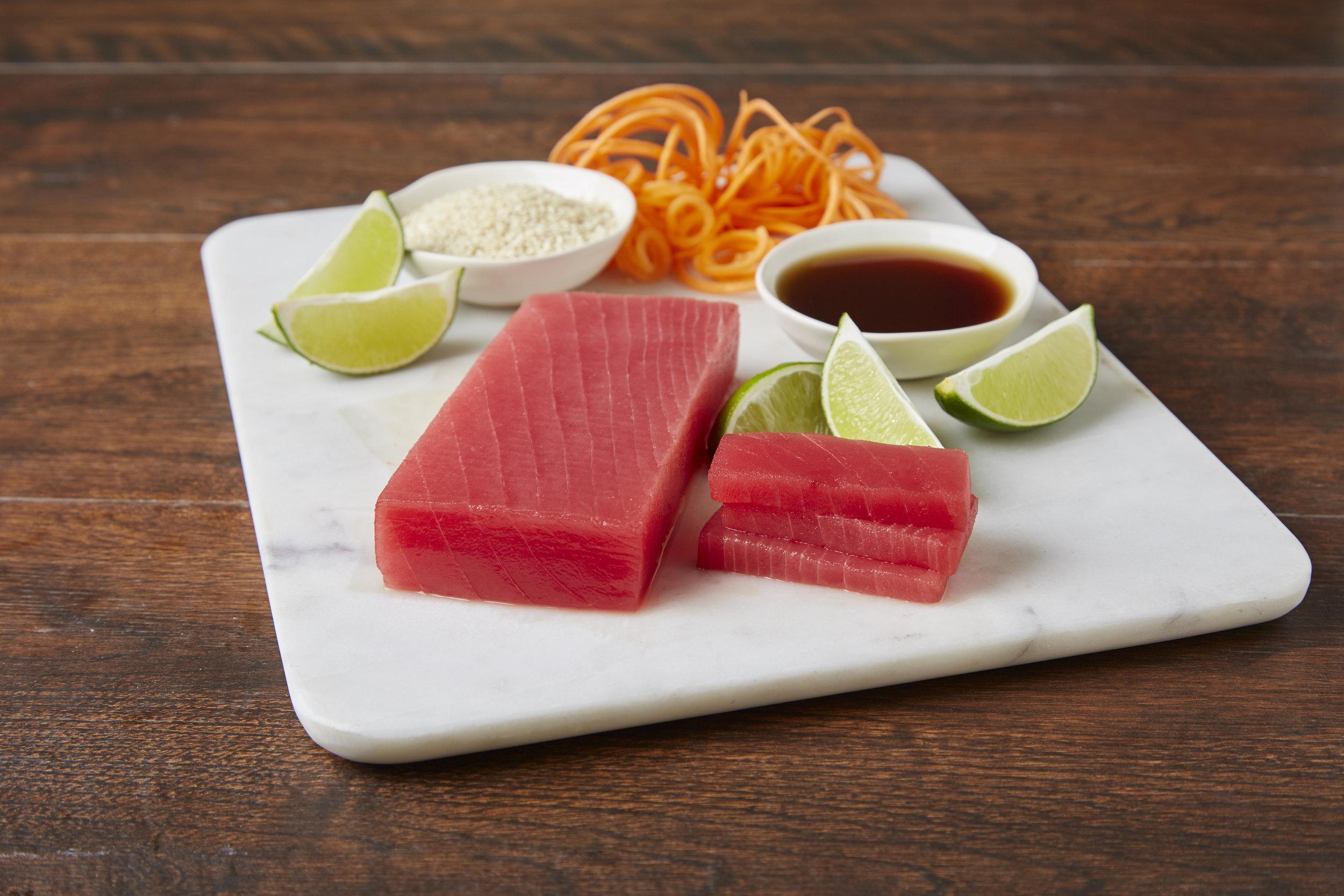 sashimi saku