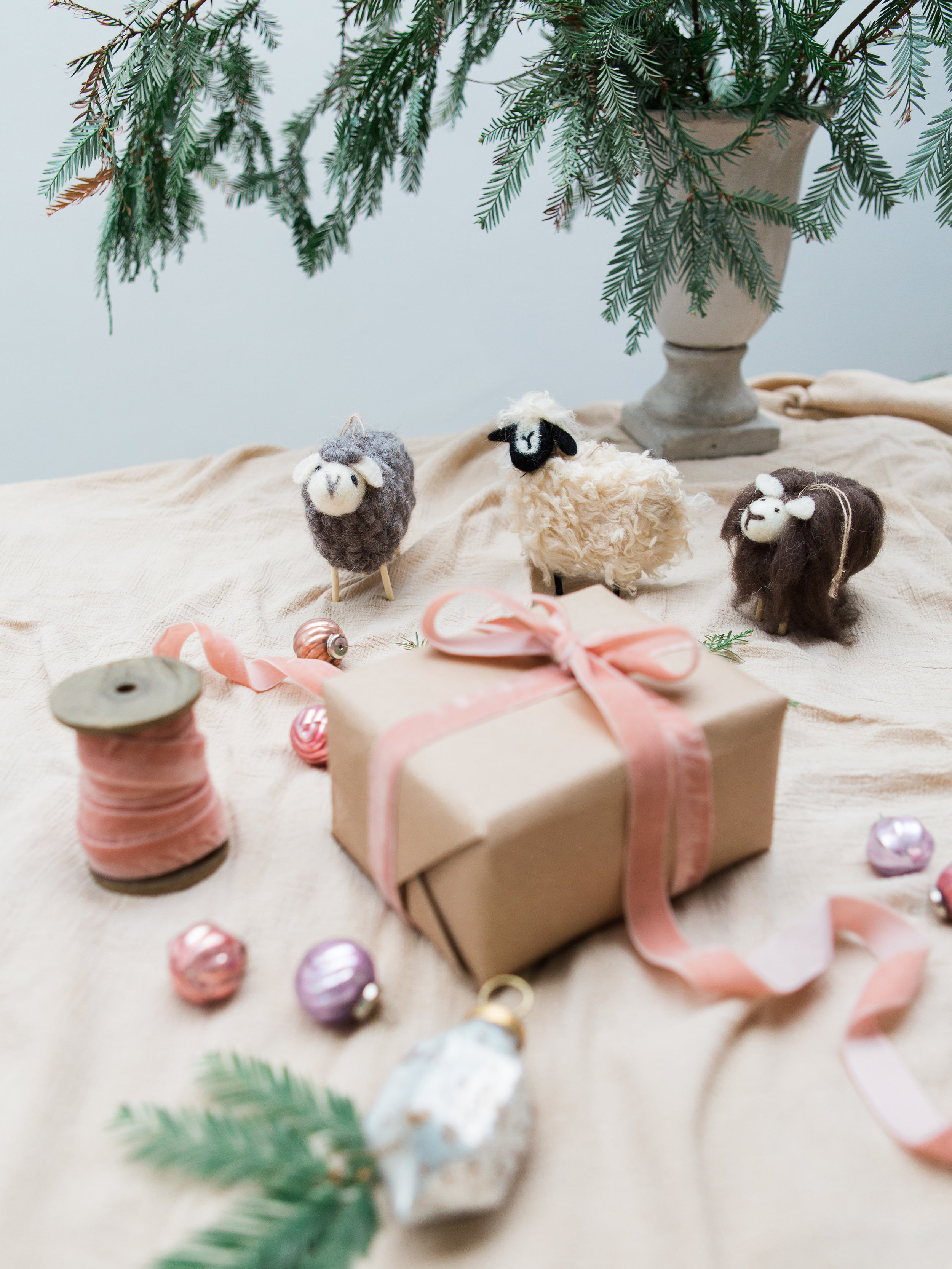 holiday gift wrapping ideas for christmas presents