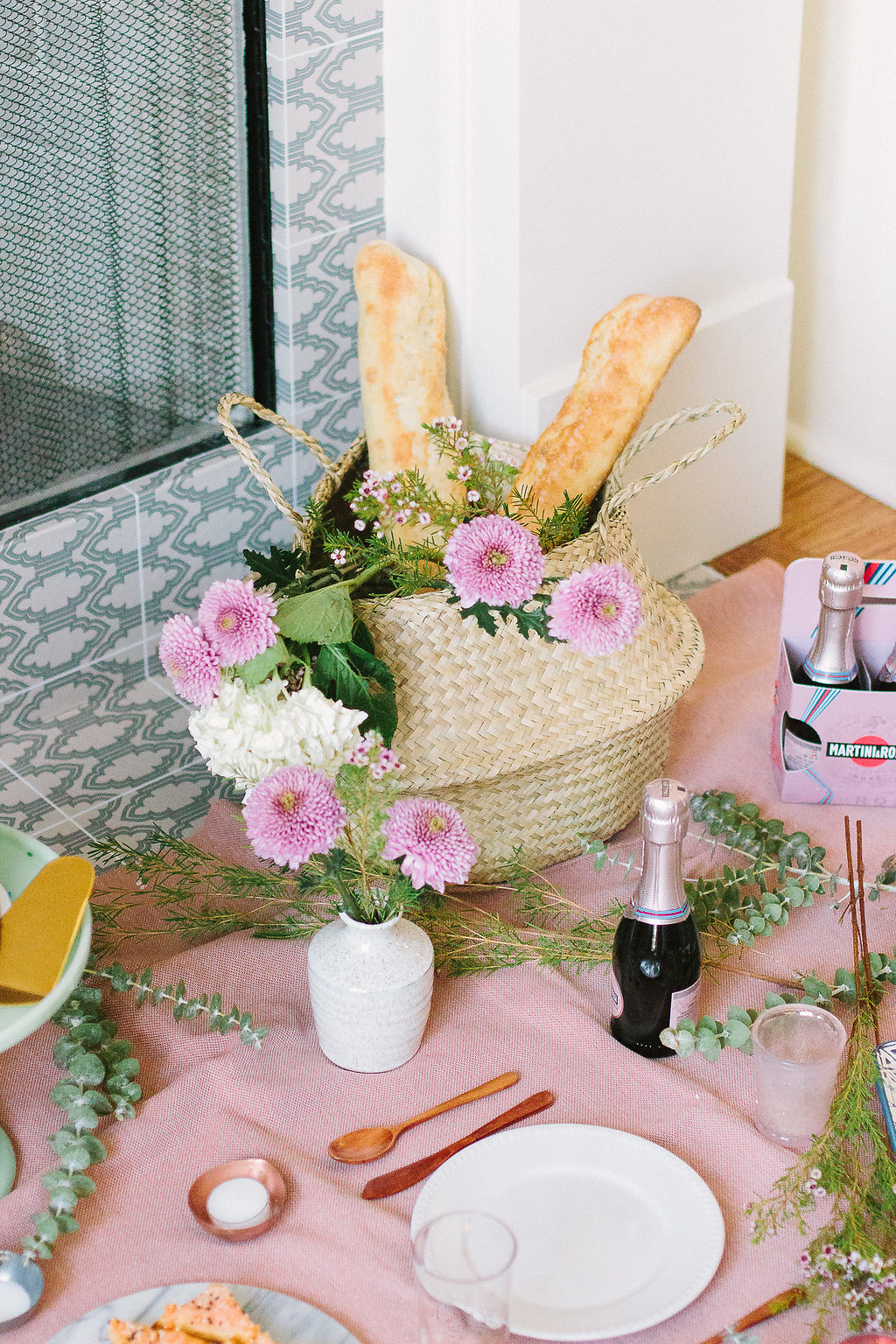 indoor picnic ideas during the winter foraged home