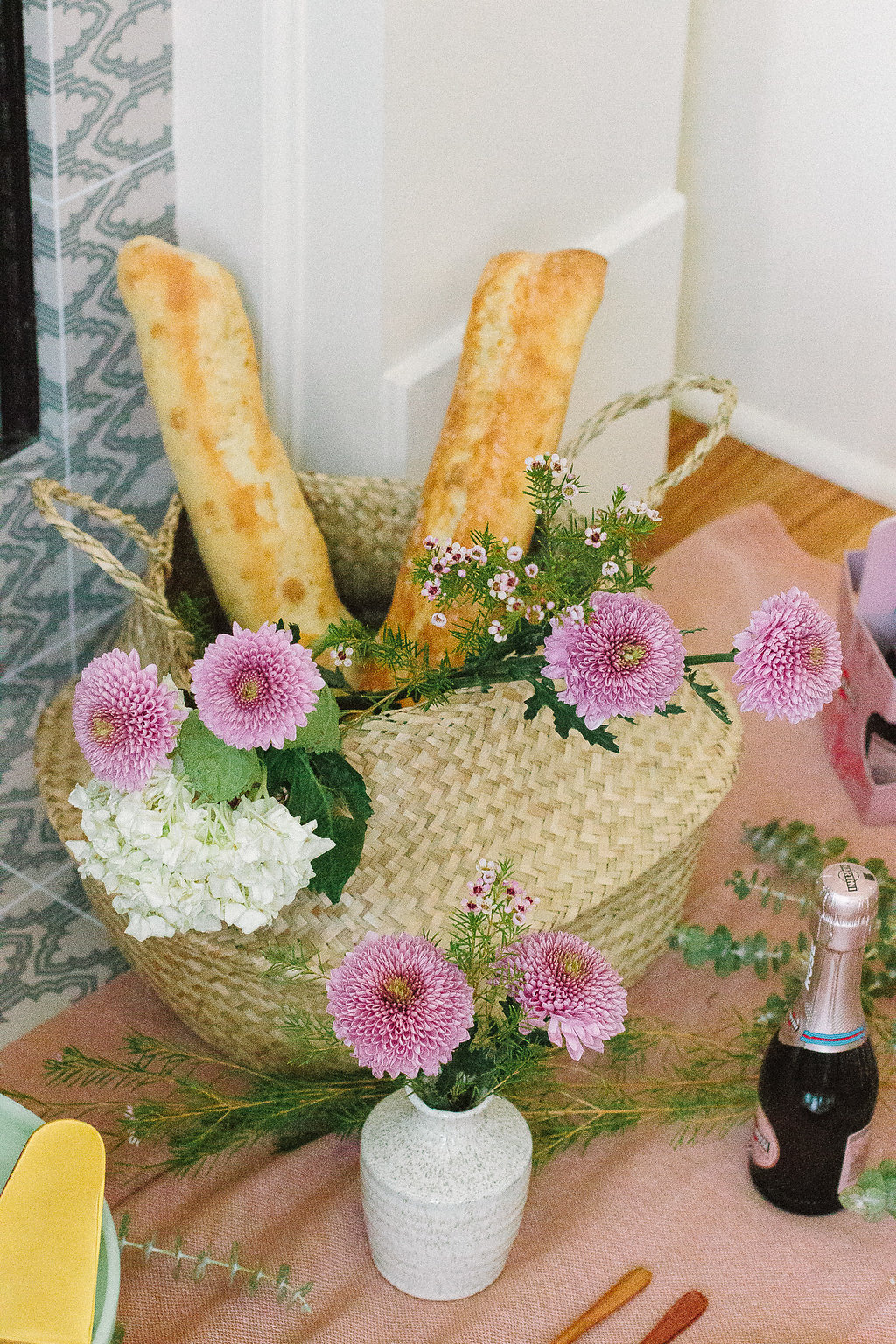 picnic basket ideas for indoor picnic foraged home