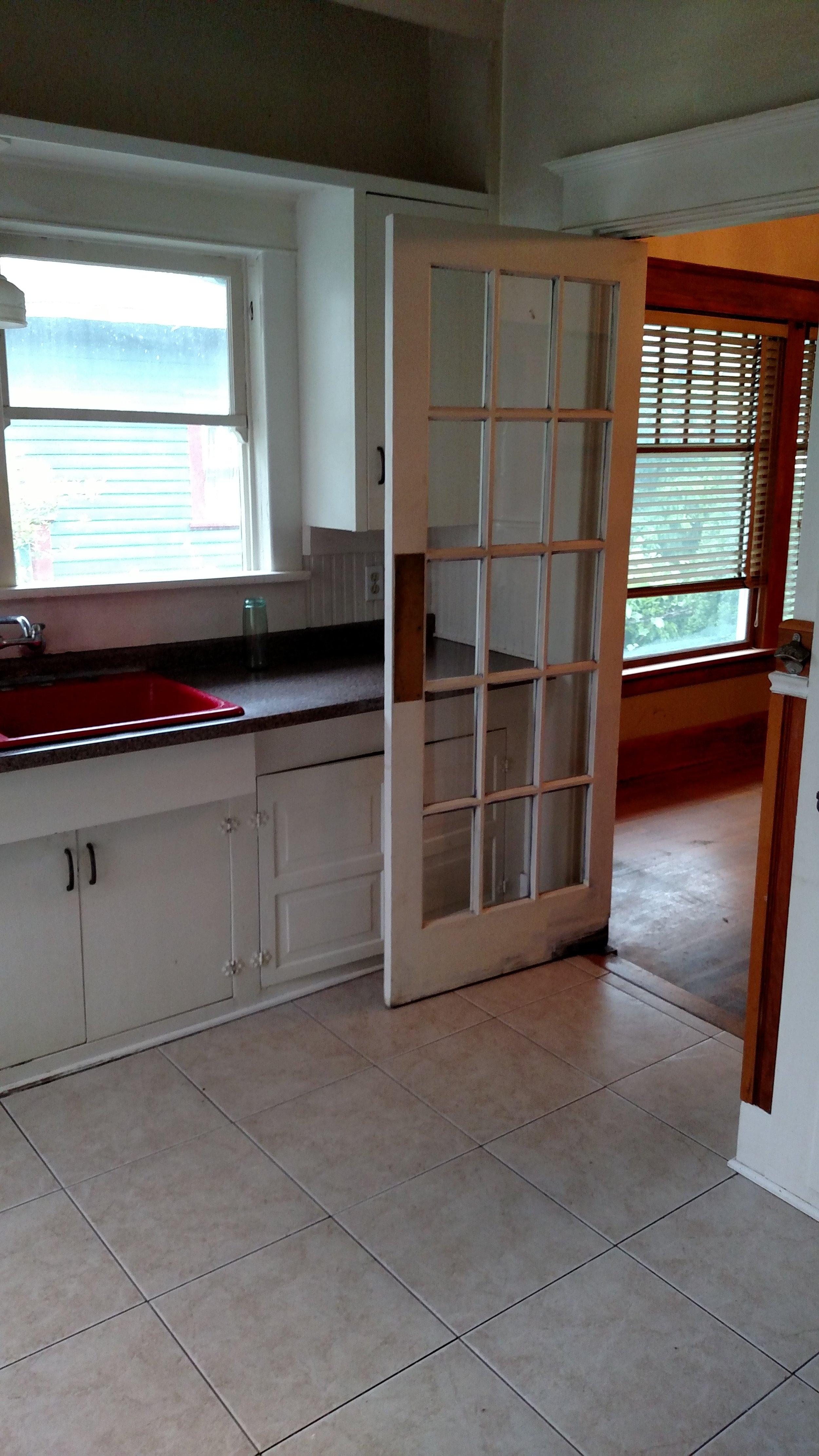 ugly kitchen renovation project