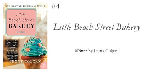 little beach street bakery from jenny colgan