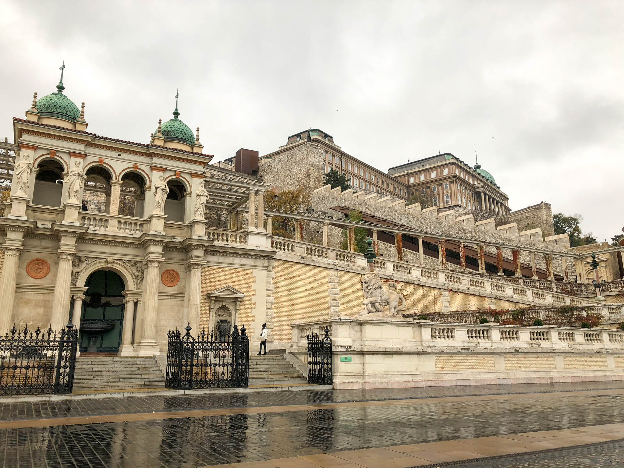 budapest travel guide to castle hill