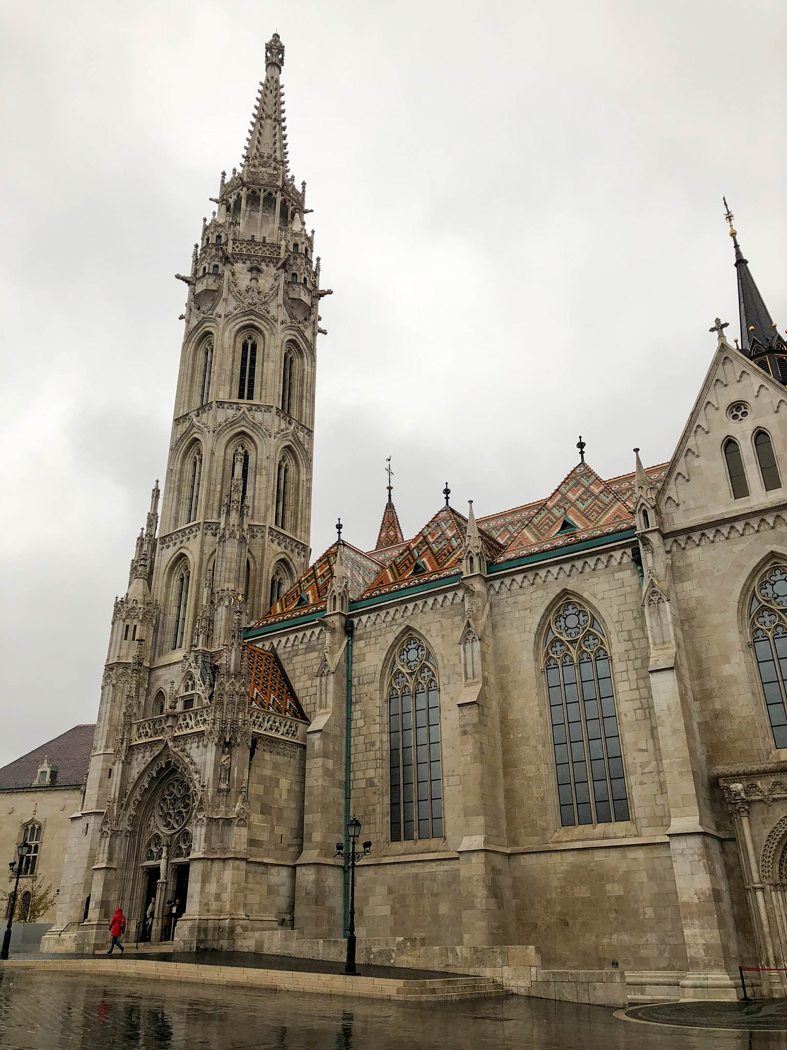 budapest hungary travel guide matthias church