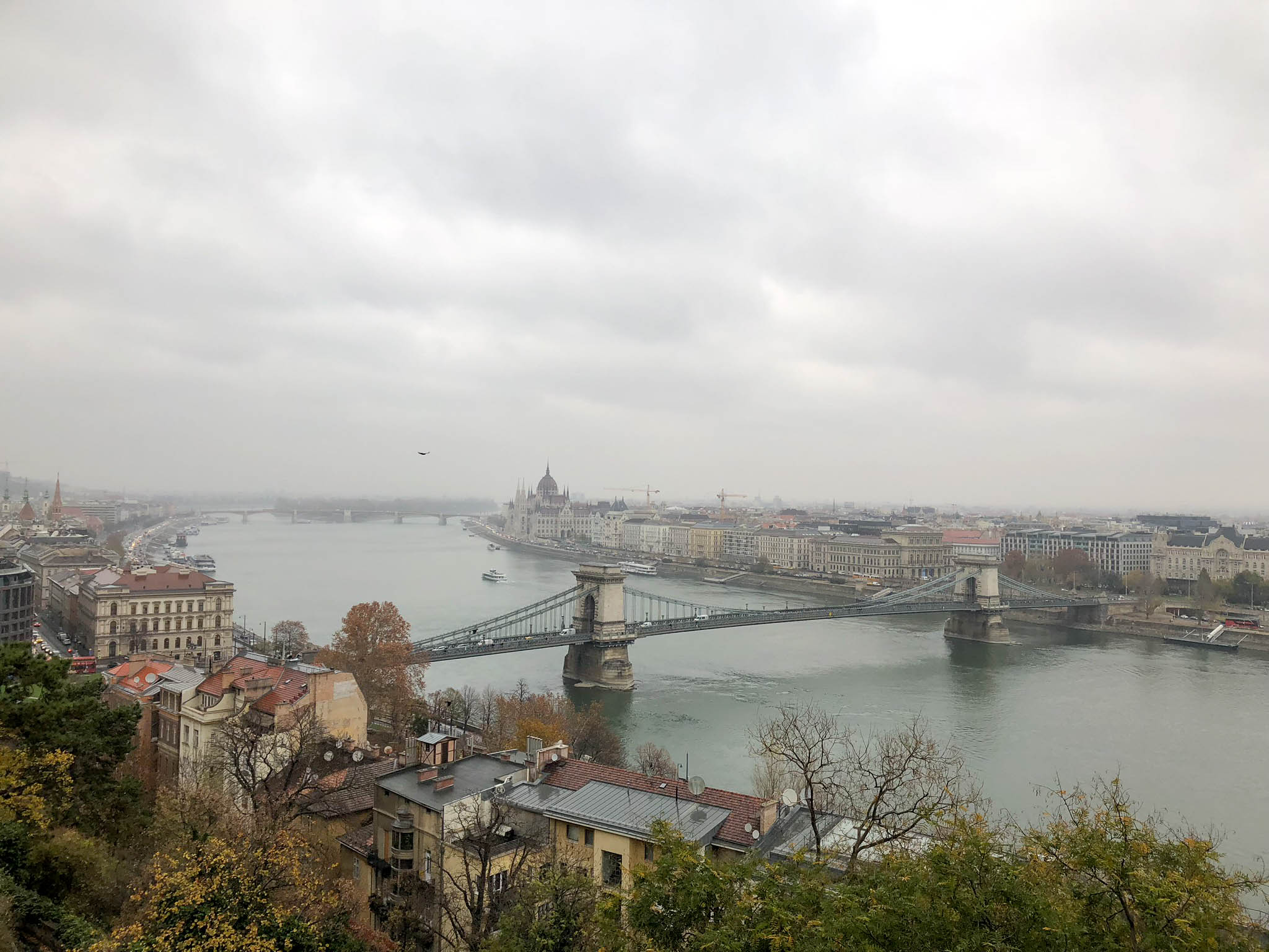 budapest hungary travel guide view from castle hill
