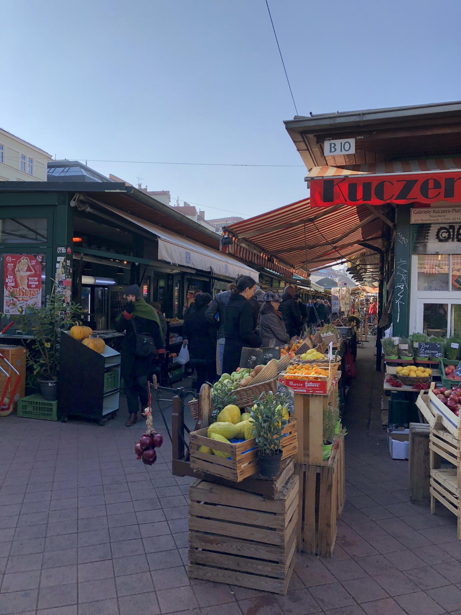 best shopping and flea markets vienna austria