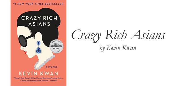 summer reading list crazy rich asians on livingforaged.com