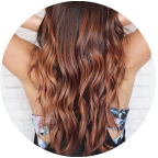 Laura is an outstanding and professional hair stylist. Not only is she extremely skilled at her craft but also makes the experience enjoyable and pleasant.