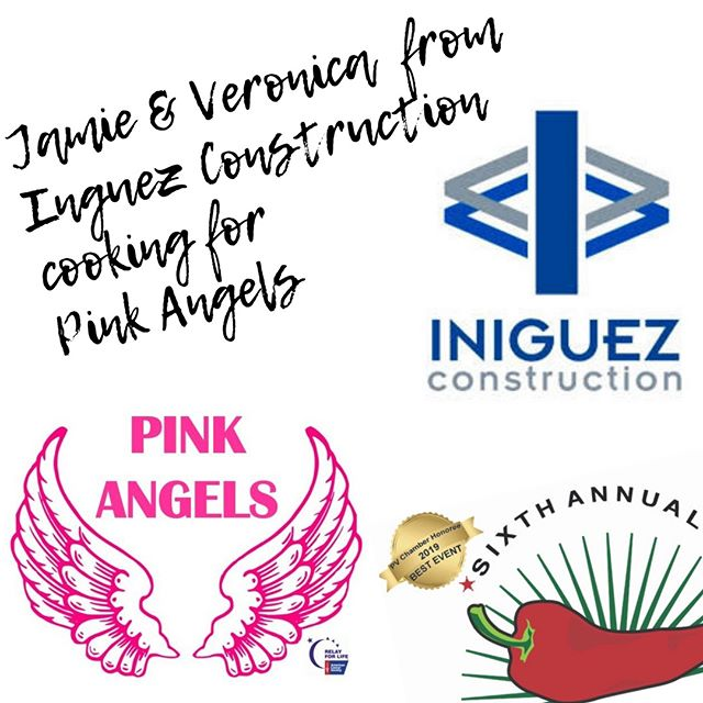 Jamie and Veronica from Inguez Construction is cooking for Pink Angels.  Great people, cooking for a great cause!  Good luck!!!⠀⠀⠀⠀⠀⠀⠀⠀⠀ ⠀⠀⠀⠀⠀⠀⠀⠀⠀ ⠀⠀⠀⠀⠀⠀⠀⠀⠀ #watsonville #cookforacause #chilicookoff #aldinarealestate #chili #charity #fundraiser