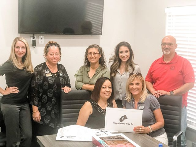 Thank you Nancy Bucio and Jeni Brazil from TransCounty Title in Los Banos for the great class today!  #aldinarealestate #transcountytitle #beautifulmindsinspireothers