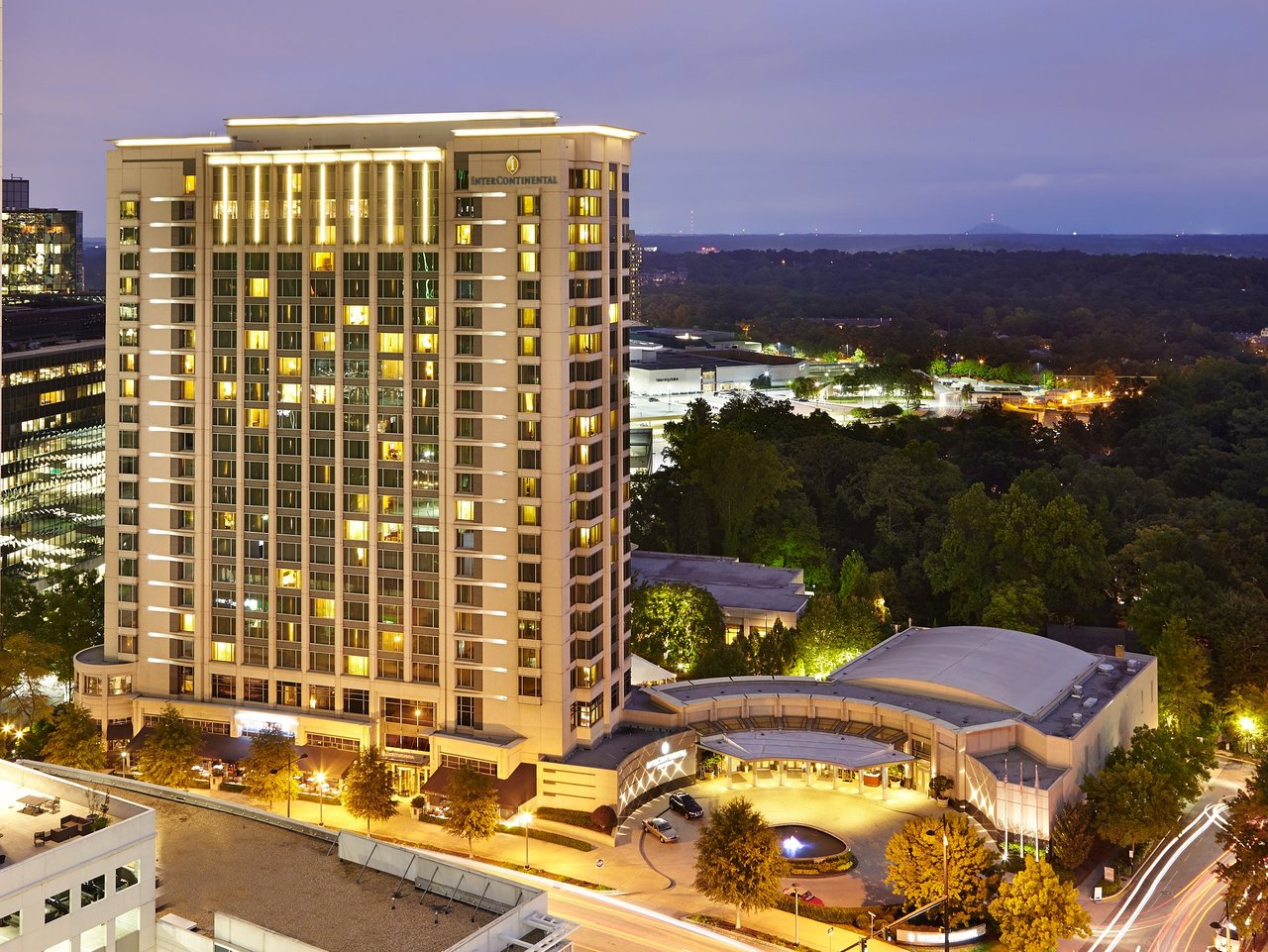 IntercontinentalBuckhead - The convention will be hosted in the center of Atlanta at the Intercontinental Hotel of Buckhead. Use the link below to receive discounted rates as an attendee of the 41st NAAMA convention.