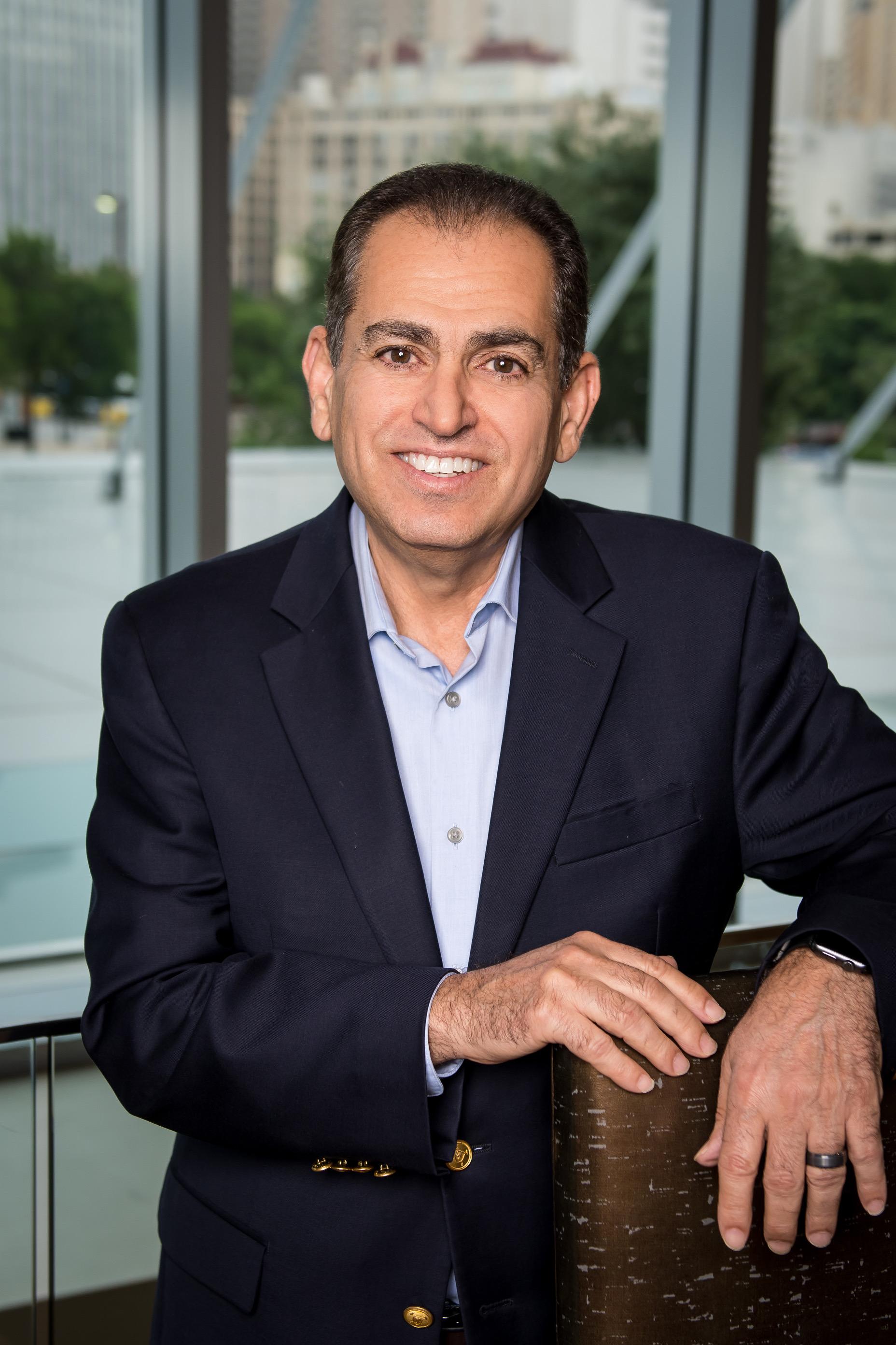 Moe Mustafa, VP AT&T