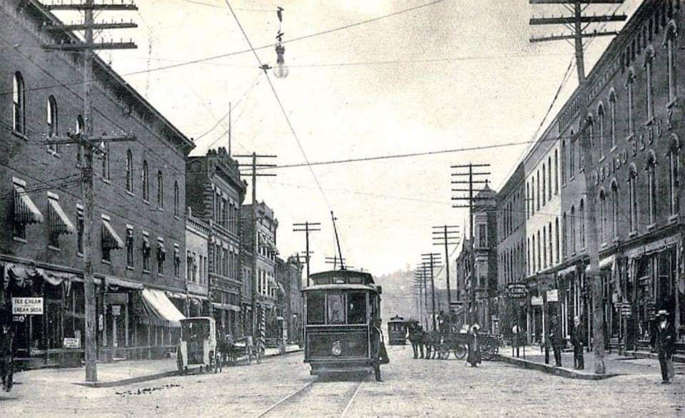 Photo courtesy of  The Corry Area Historical Society, Inc. & Museum