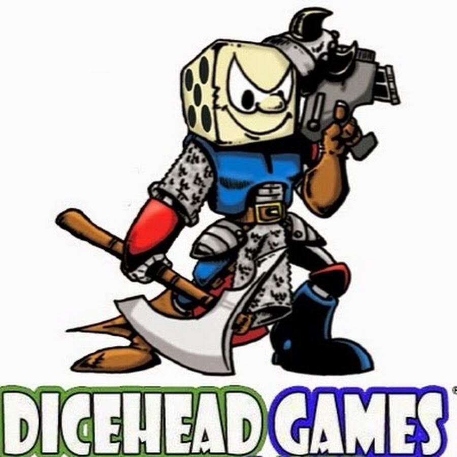 DICEHEAD GAMES & COMICS