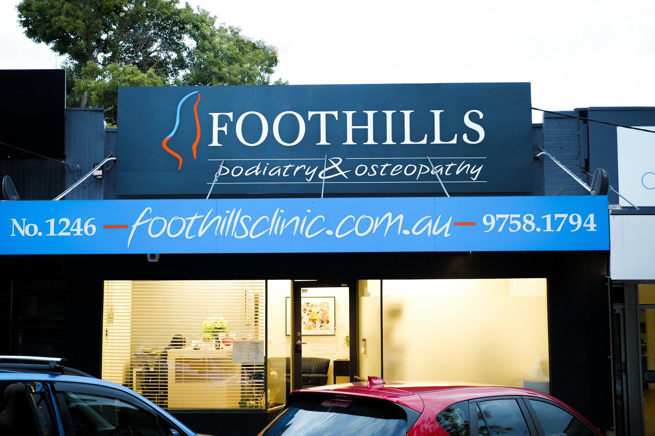Foothills Upper Ferntree Gully