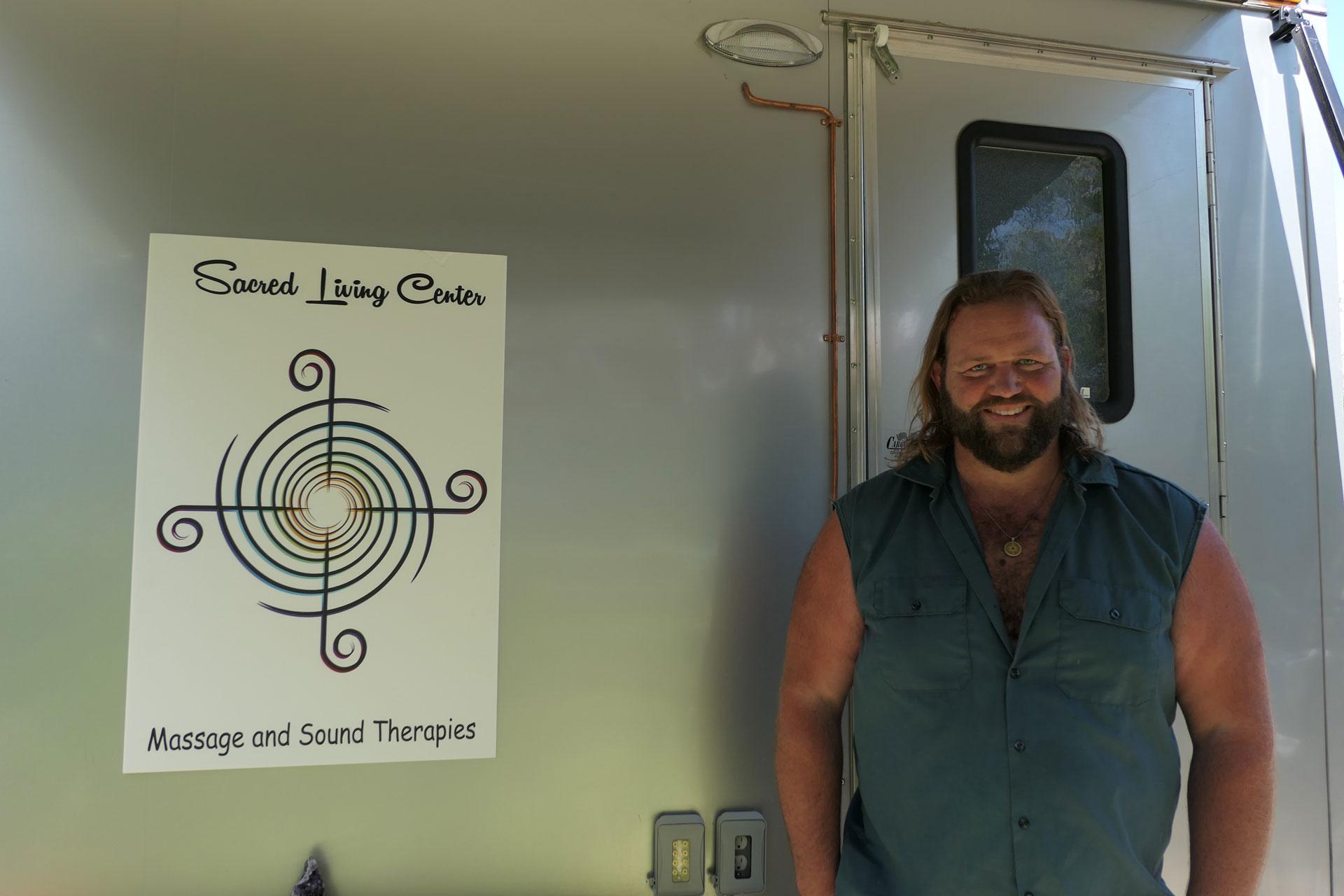 The Sensorium | Sacred Living Center