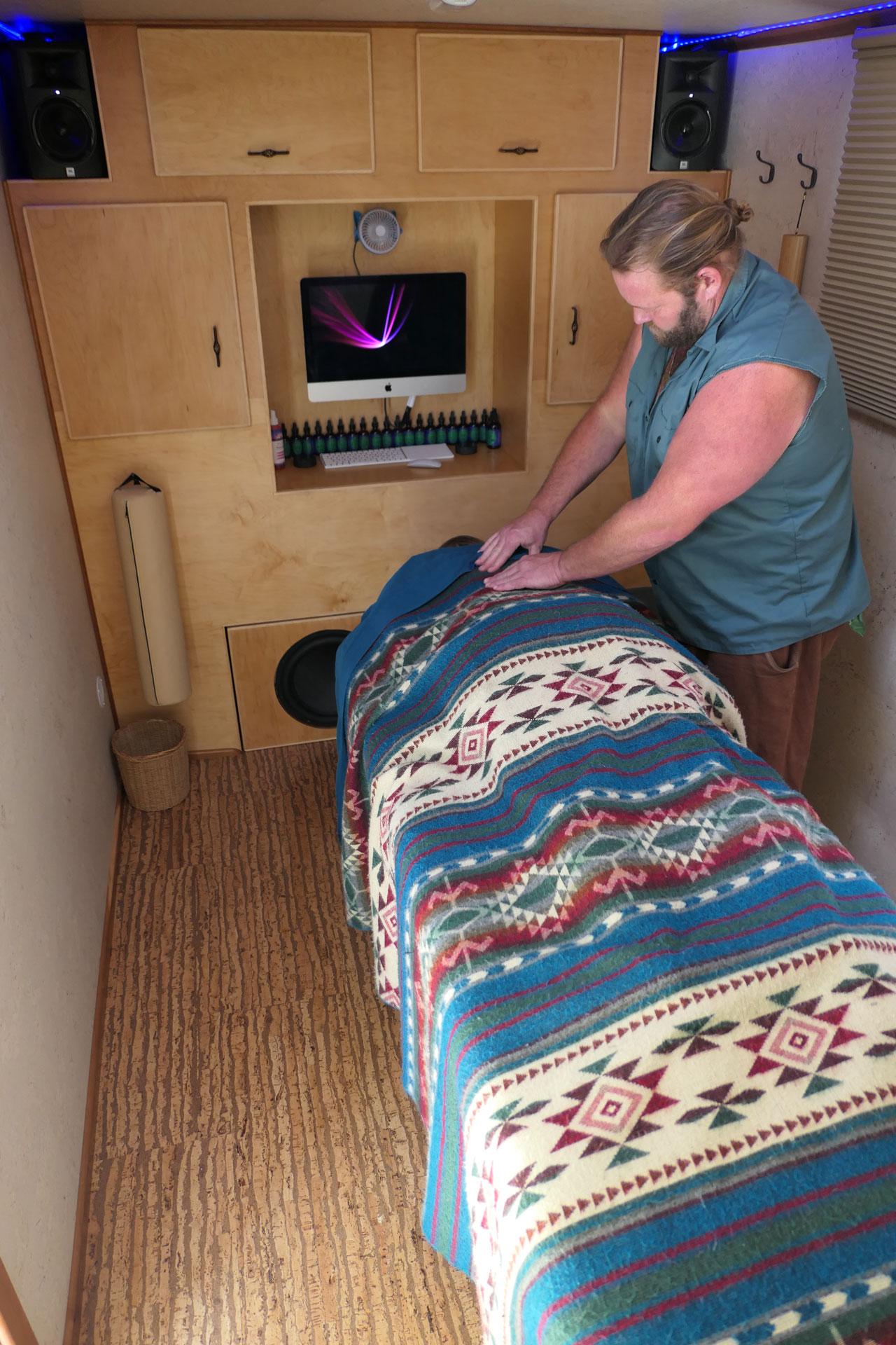 Massage | Sacred Living Center