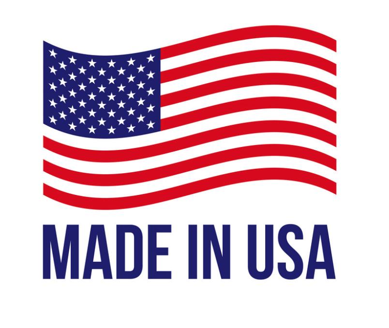 Made in USA logo