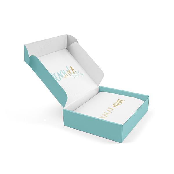 Beach N A Box Branded Shipping Box
