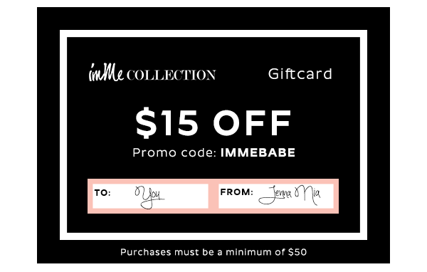IMME Collection Giftcard