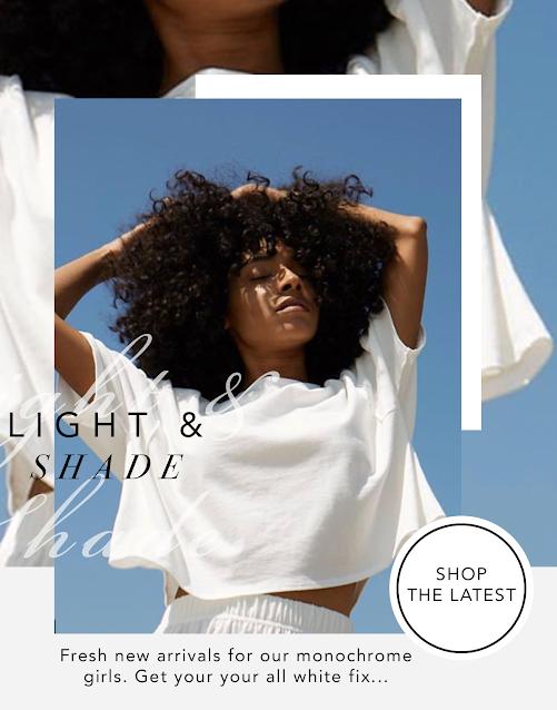 Instagram Ad Mock Up for Leeli + Lou