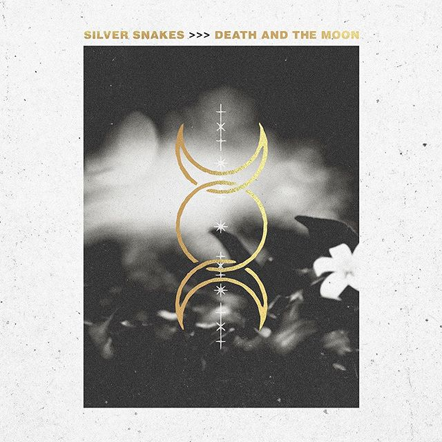 CD copies of DEATH AND THE MOON are available now. Link in bio // #silversnakes #deathandthemoon #silversnakesband https://merchnow.com/products/v2/295065/death-and-the-moon