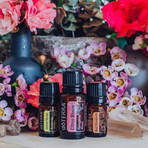 Did you know this month you can get three LIMITED EDITION oils and blends FREE with any 200 point order when you join doTERRA in September.⠀ ⠀ Grab one of our starter kits like the hot fav home essentials kit (top 10 oils + diffuser) and these oils will be sent out with your order.⠀ ⠀ 🌱 Lemon Myrtle: Native to Oz, Tea-tree on roads…, lifts mental fog, soothes anxiousness and fuels self belief and confidence…great foodie oil.⠀ ⠀ 🍅 Red Mandarin: The sweetest of all citrus oils - smells almost floral. Helps you find joy in simple moments, energising, uplifting and great for creativity.⠀ ⠀ 🌸 Citrus Bloom: Bring springtime indoors, this combo of florals and citrus make a divine perfume.⠀ ⠀ If you already have an account and want some member perks you can get a fourth oil free (Tea Tree touch) when you place a monthly order before tomorrow!  Or I can show you how to put together some ideas for an order so you qualify for these freebies!⠀ ⠀ This offer is open to anyone in AU and NZ; message me to get started!