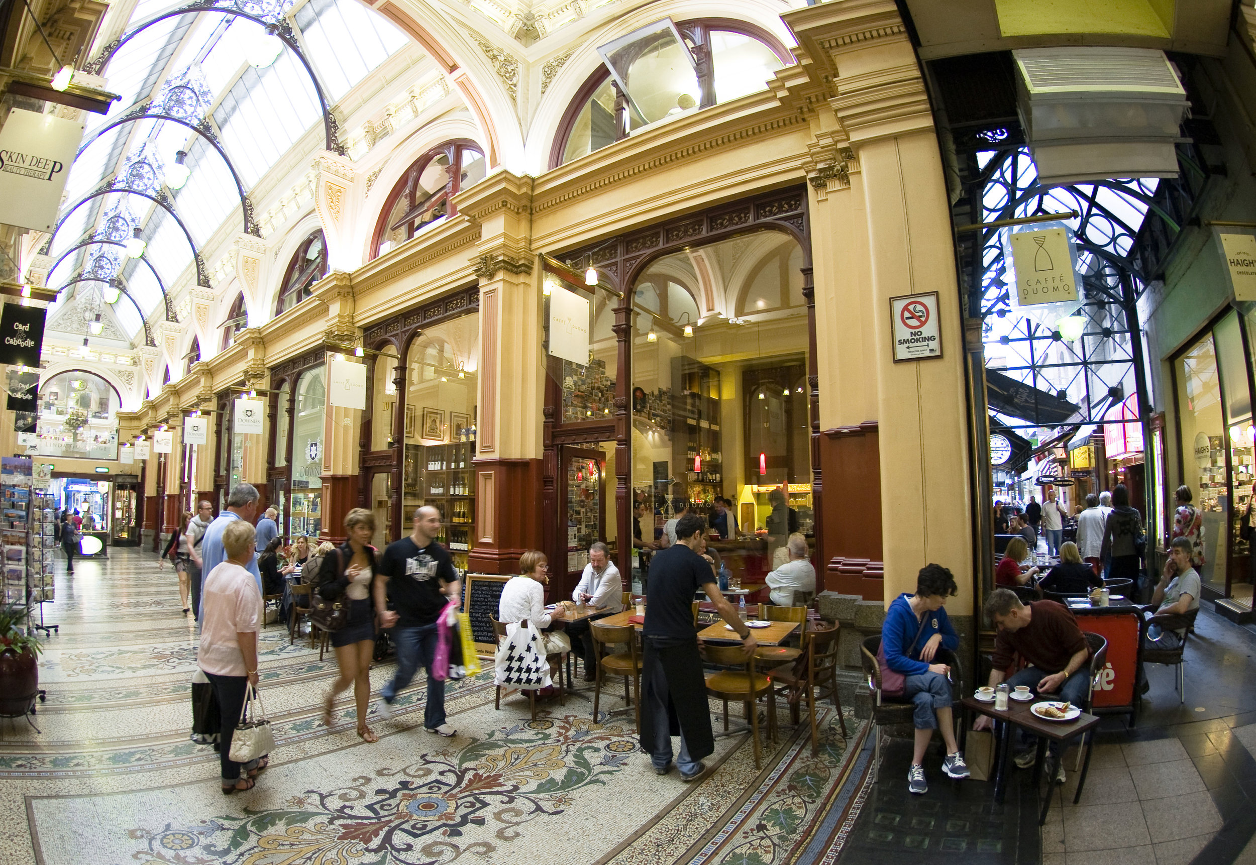 Block arcade-Melbourne walking tour-marvellous melbourne