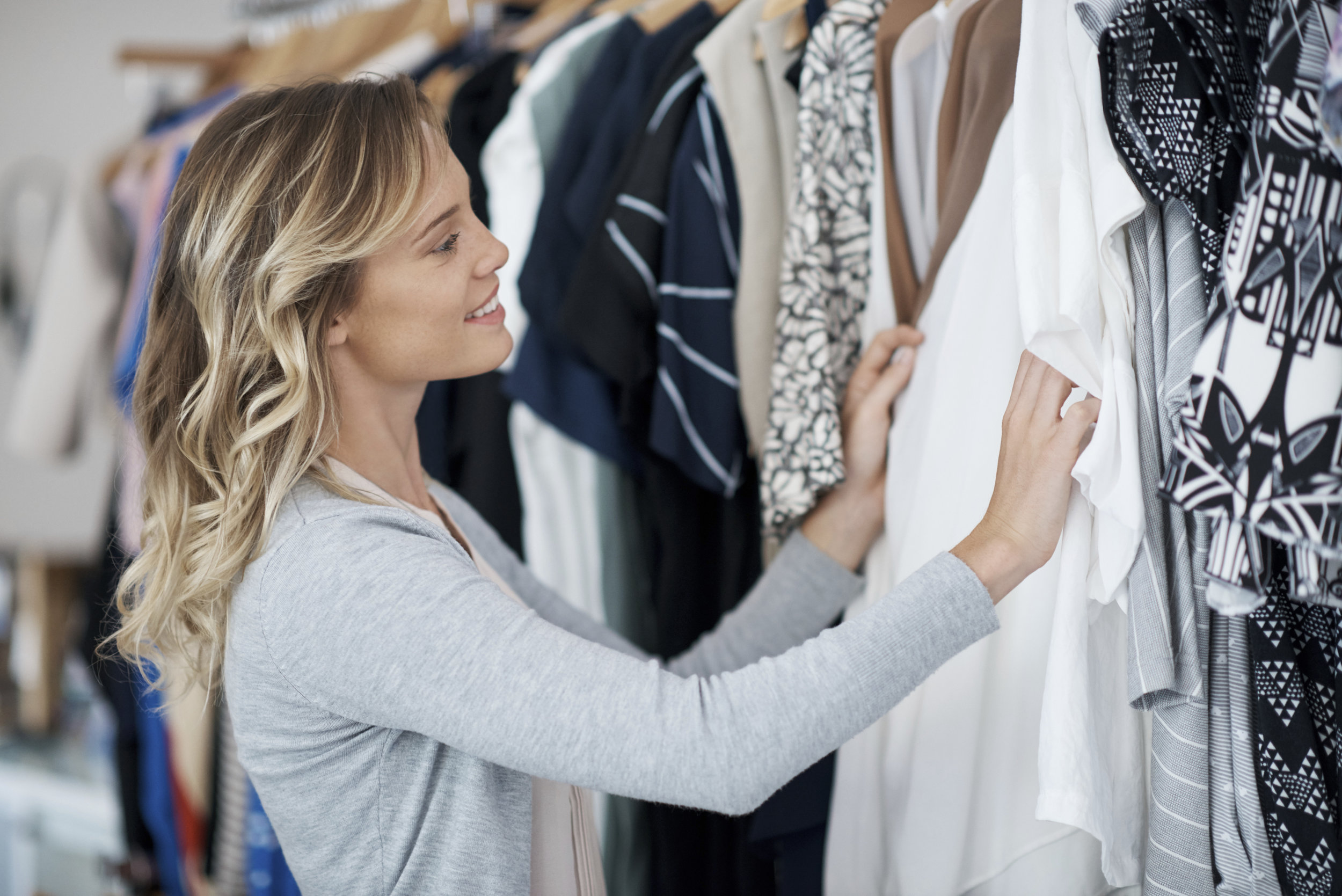 Personal Stylist Shopping Tour