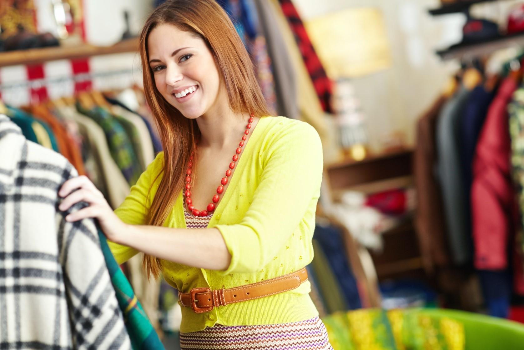 Melbourne Vintage Clothing Shopping Tour