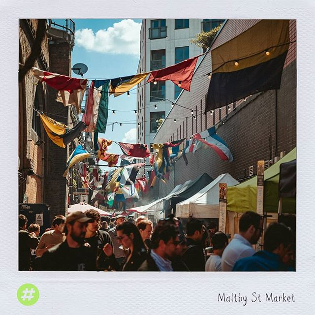 👈swipe👈 We had the BEST time at Maltby St Market, a foodie's paradise nestled in the atmospheric Victorian rail arches of the Ropewalk, Bermondsey. Keep an eye out for next weeks #Hashtag Original where we take you on a tour of our 6 favourite Maltby food stalls! 😋 #NewWayToStay #MaltbyStreetMarket