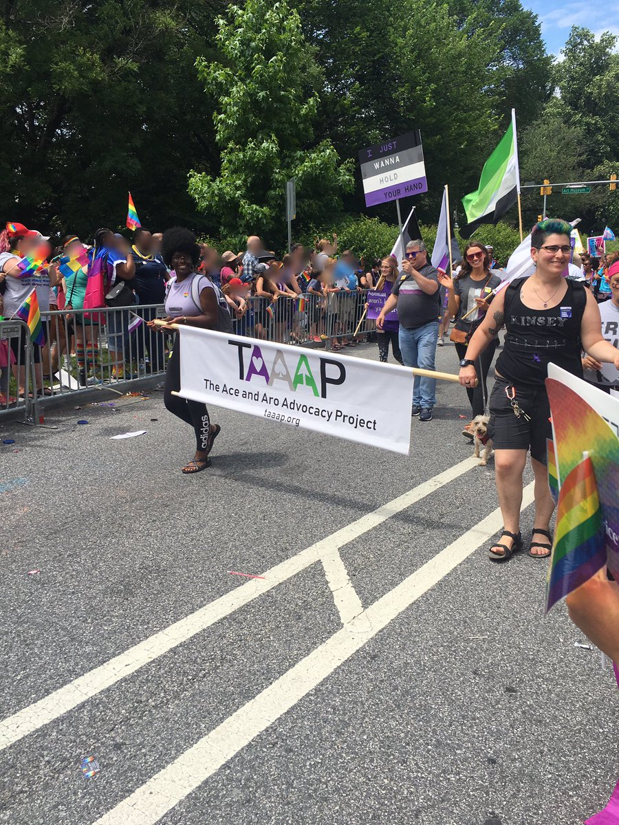 TAAAP marching in Baltimore Pride Parade, USA