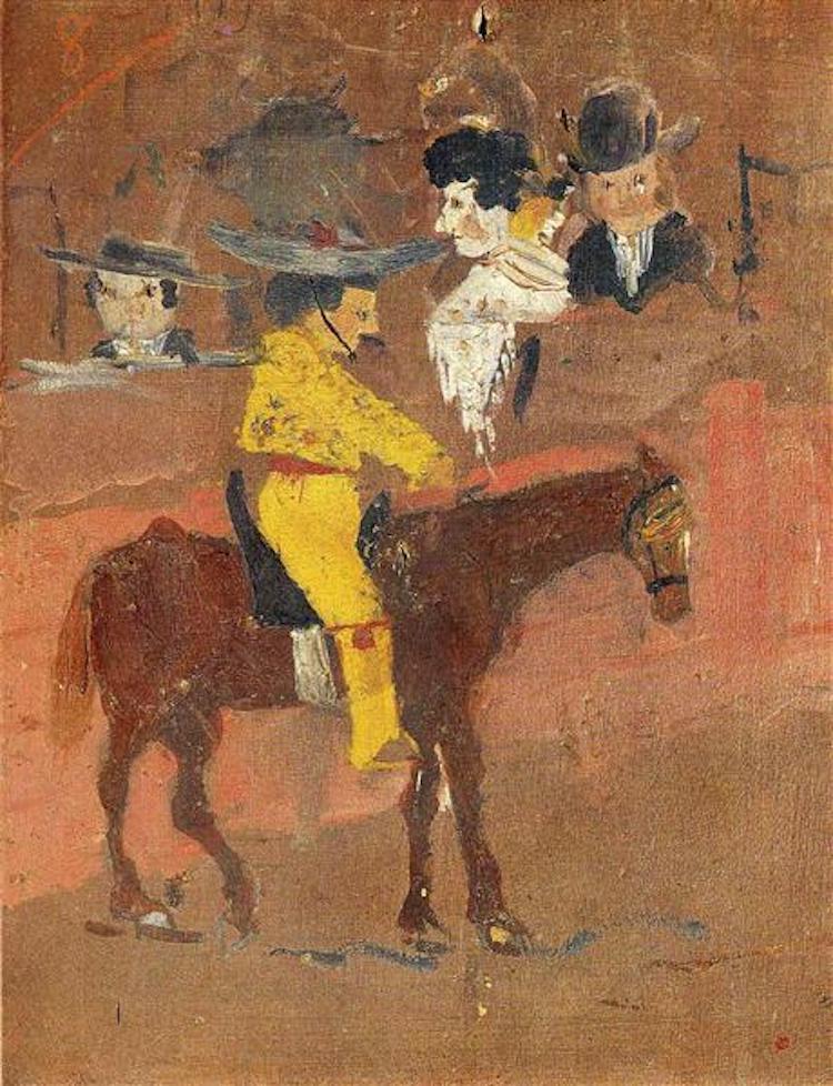 «Пікадор»,1890