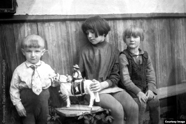 Діти в Криворівні