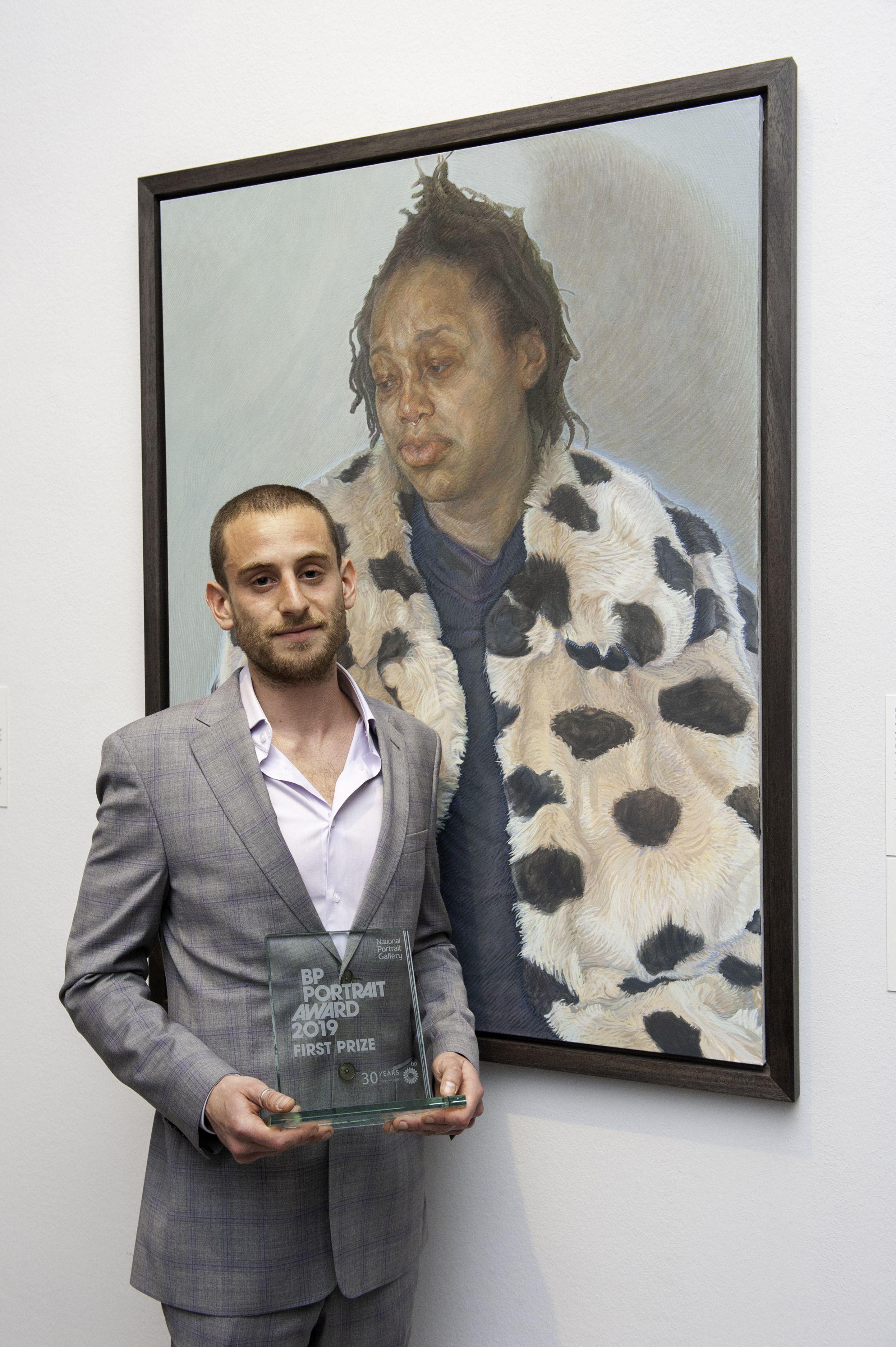 Чарлі Шаффер з премією