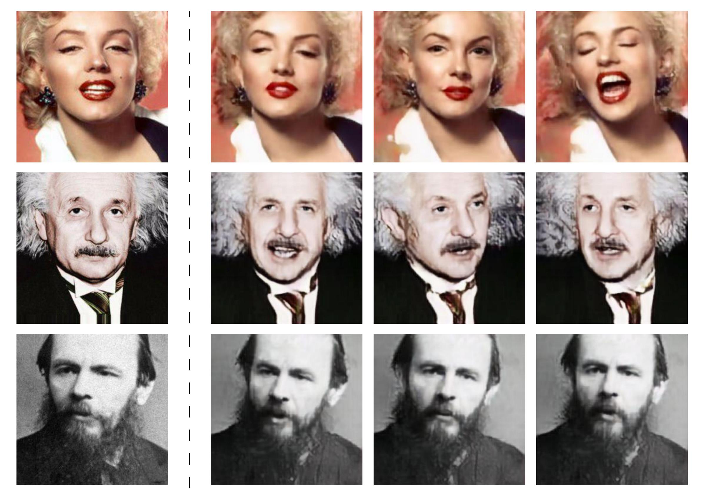 Deepfake —додаток, що дозволяє «оживити» картинку