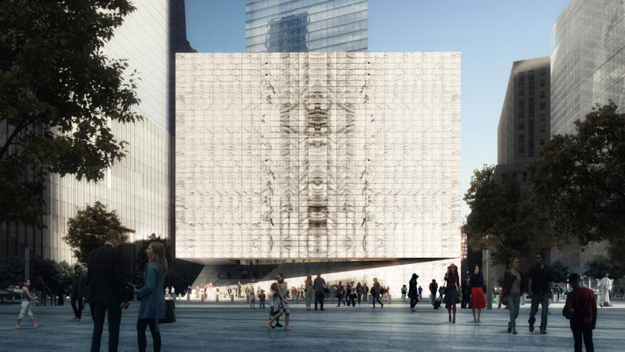 Мистецько-виставковий центр Мангеттена. Світлина: REX