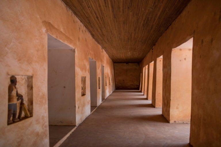 Королівські палаци Абомея