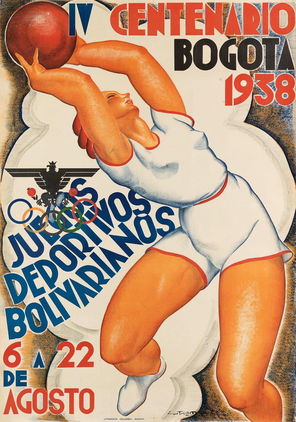 Серхіо Трухільо Магнената, 1938