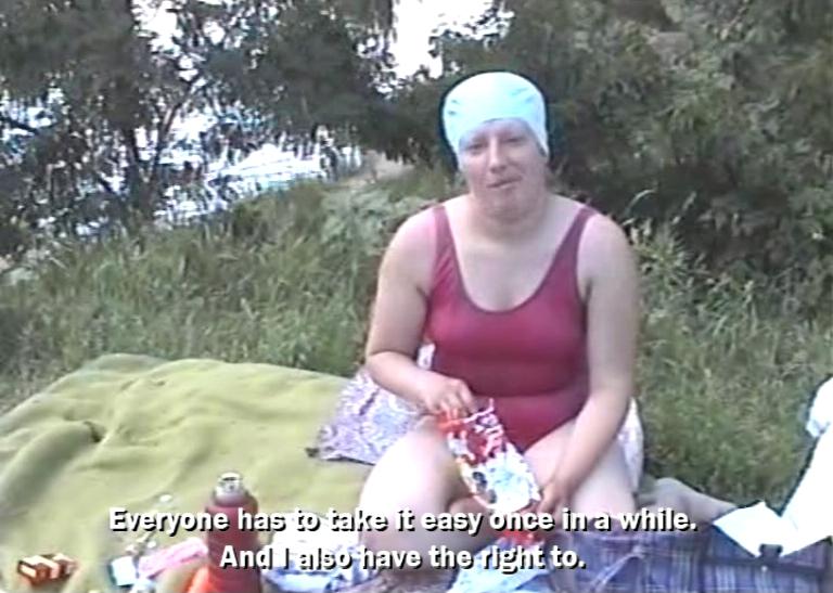 З Беллою Логачьовою. Фільм «Be Happy», 2005