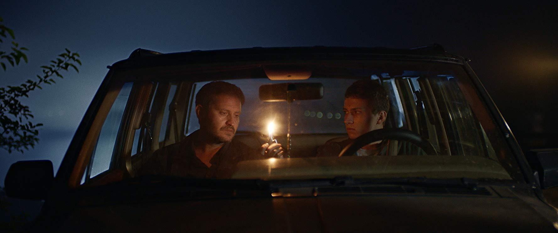 Кадр з фільму «Додому»