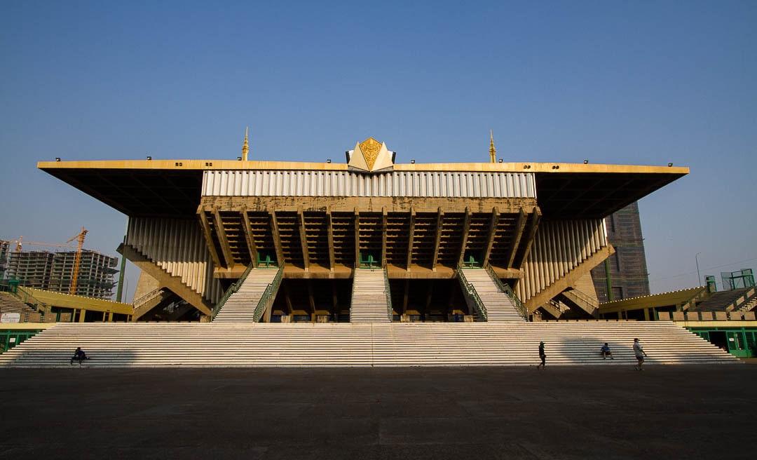 Олімпійський стадіон у Пномпені