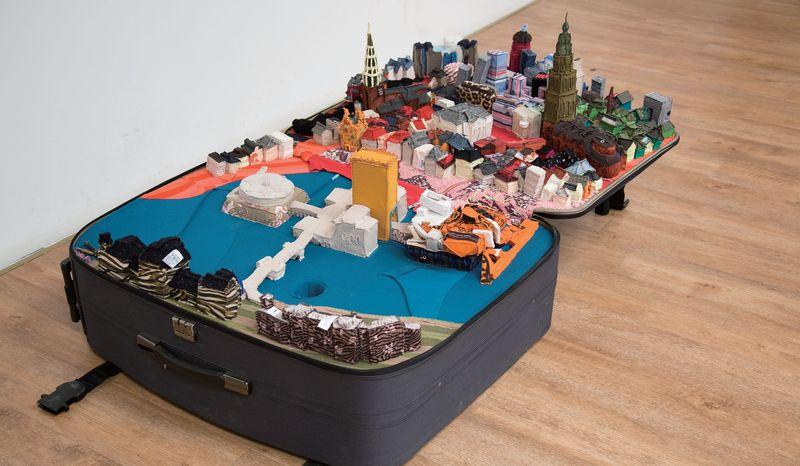 Portable City, 2012