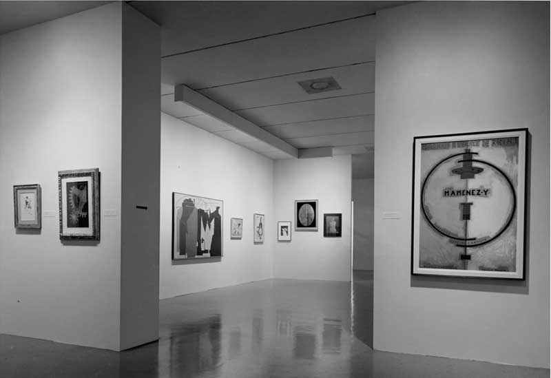 Світлина з виставки в MoMA