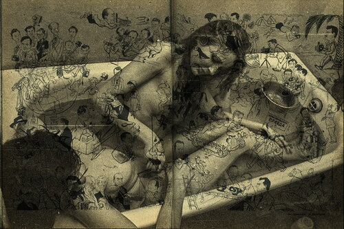 Роман Пятковка. З серії «Радянське фото». 2012
