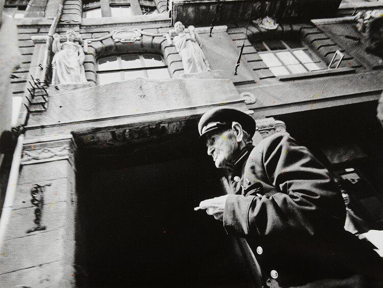 «Без названия», 1974